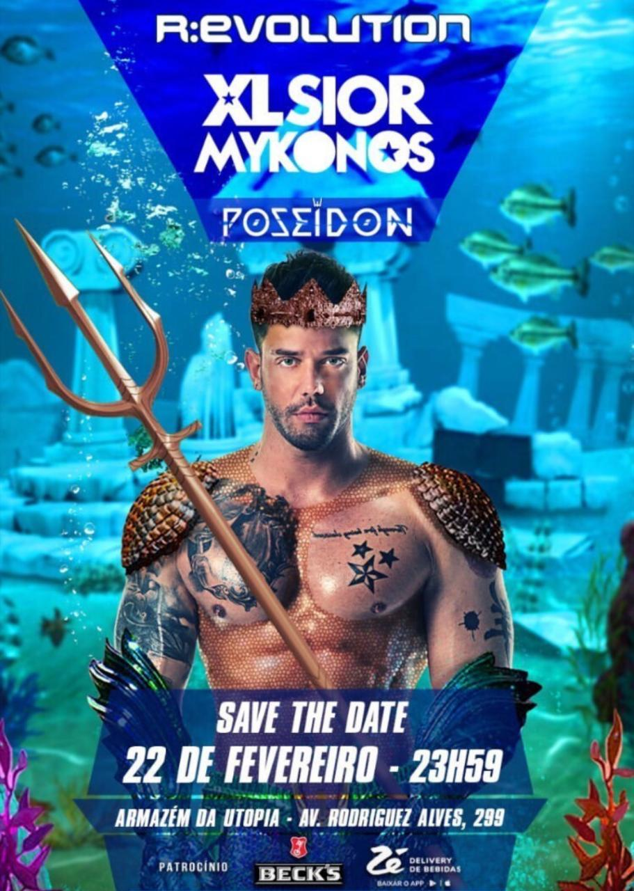 R:evolution + Xlsior Mykonos