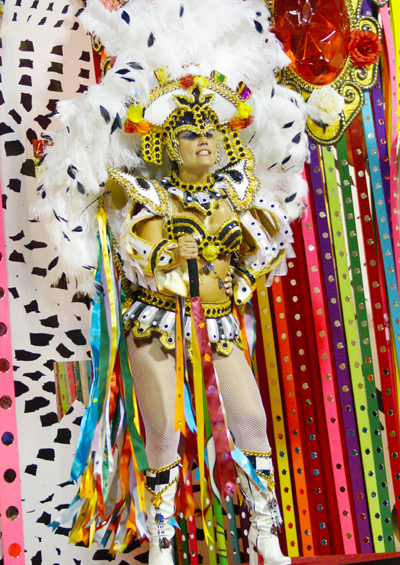 Rio de Janeiro: The Capital of Samba