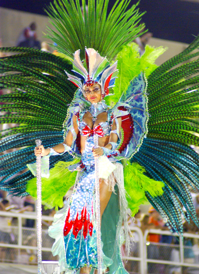 Information about Carnival in Rio de Janeiro