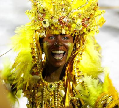 Rio Carnival Costumes (prototypes)