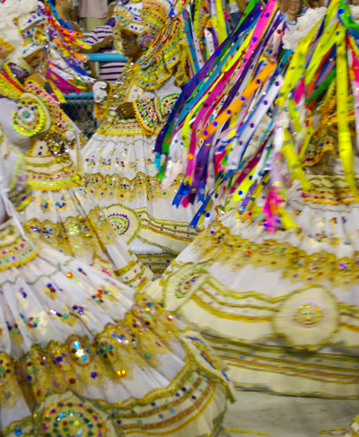 All about Samba Parades