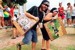 Street Carnival's Route: Enjoy it!